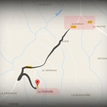 2km après Albignac